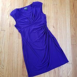 American Living Purple Dress Size 12